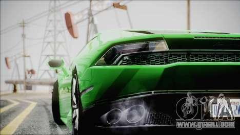 TASTY ENBSeries 0.248 for GTA San Andreas forth screenshot