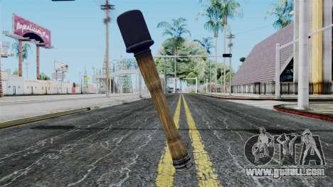 German Grenade from Battlefield 1942 for GTA San Andreas second screenshot