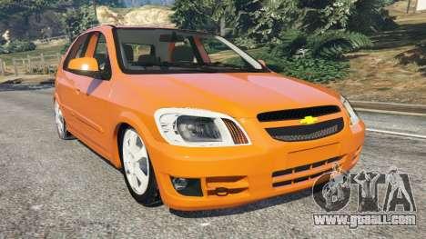 Chevrolet Celta for GTA 5