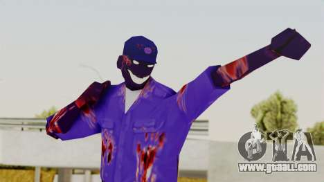 FNAF Purple Guy for GTA San Andreas