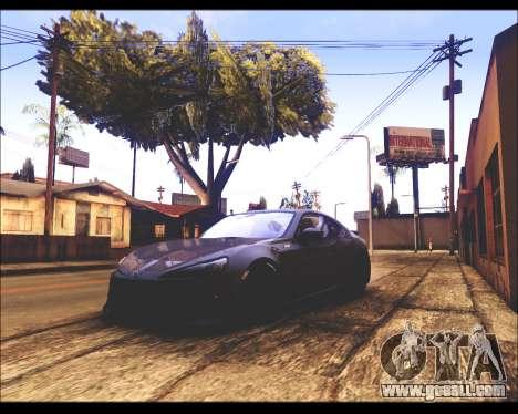 REXAS ENB v1 for GTA San Andreas third screenshot