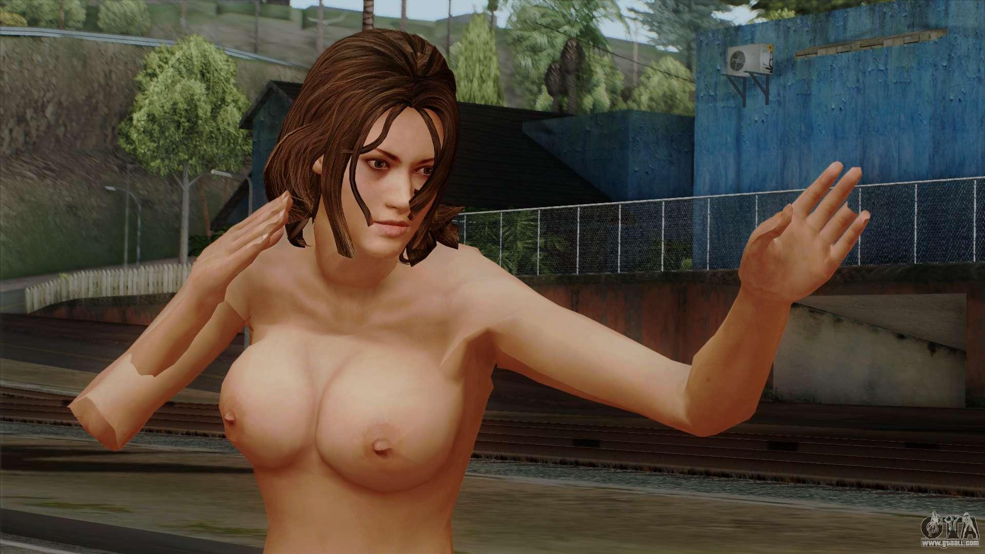 deborah nude