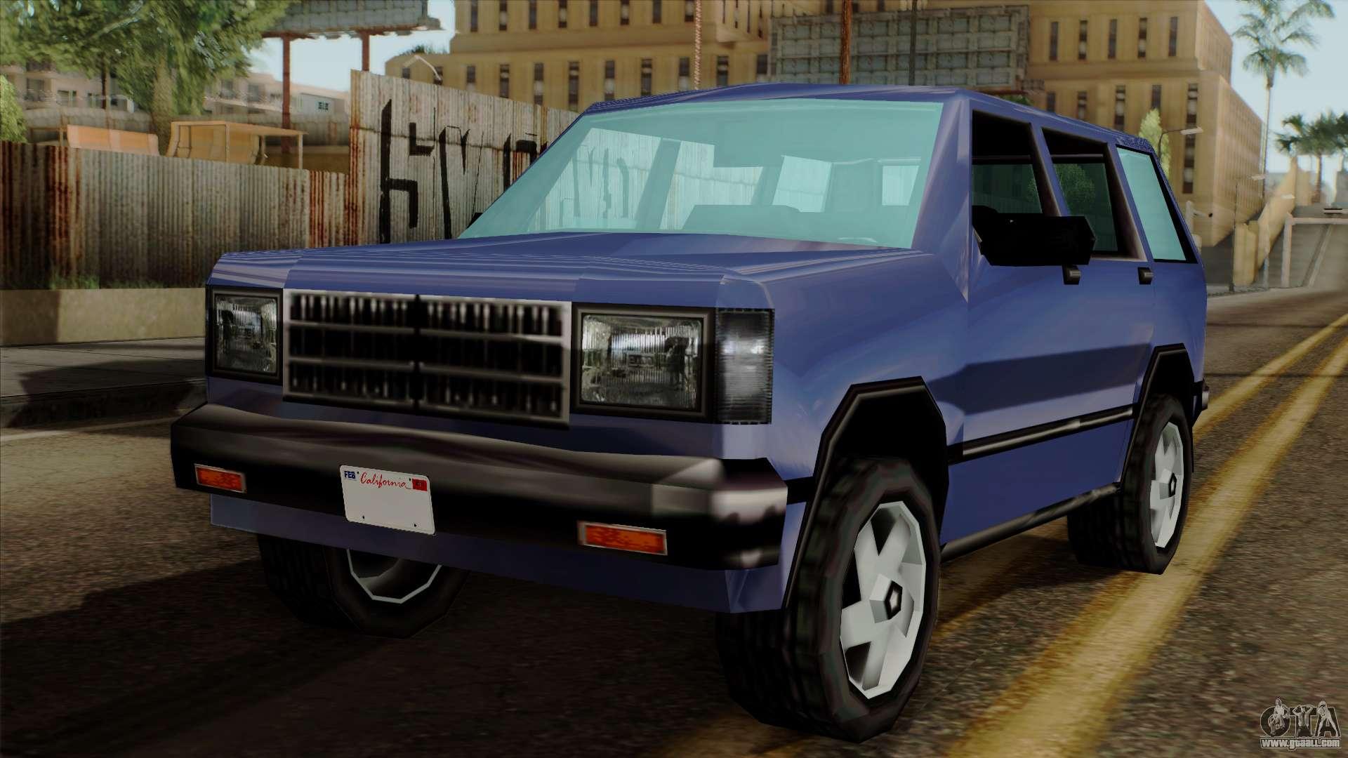 Gta Vice City Car Landstalker