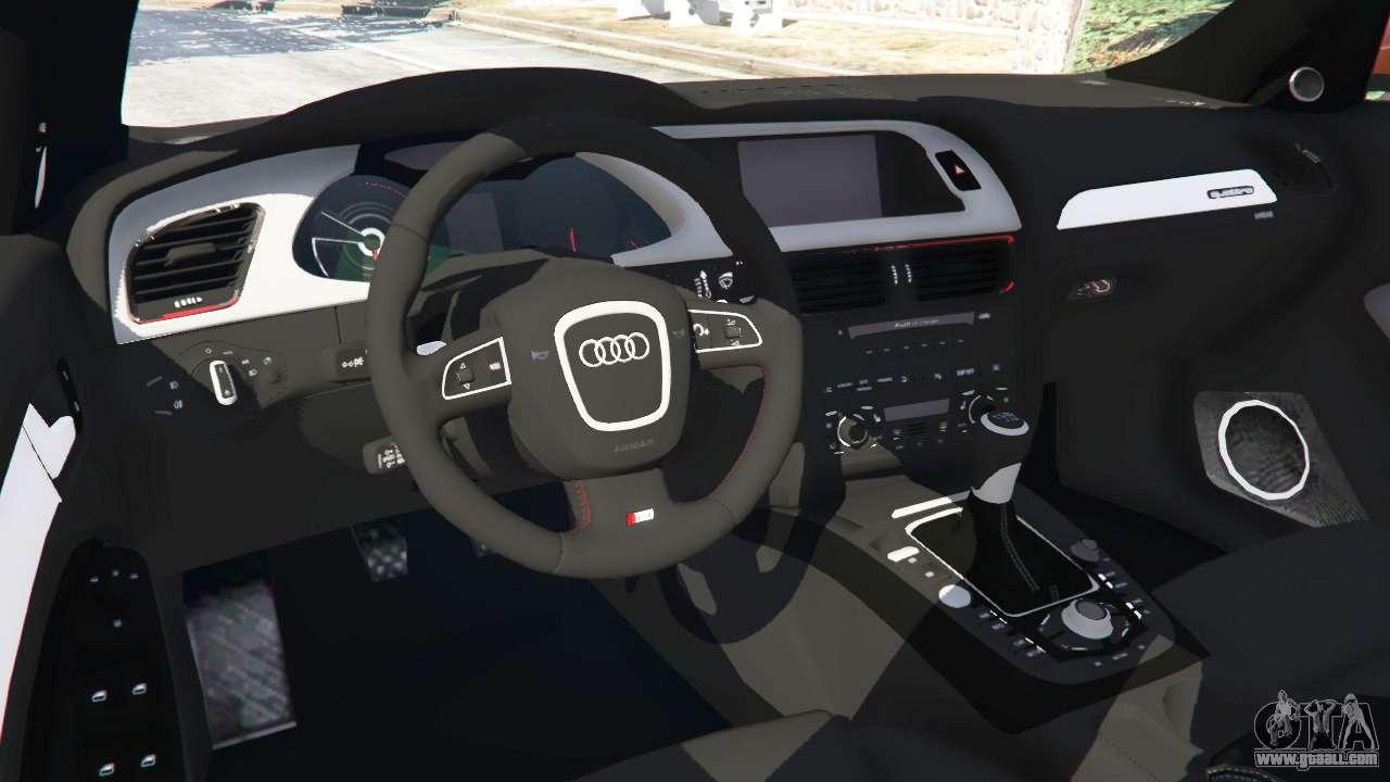 Audi S For GTA - Audi car gta 5