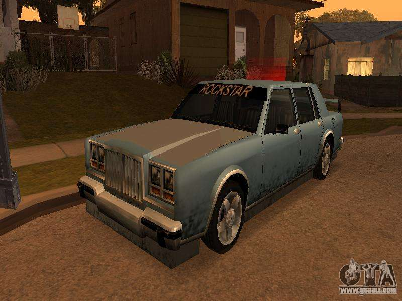 New Greenwood For Gta San Andreas