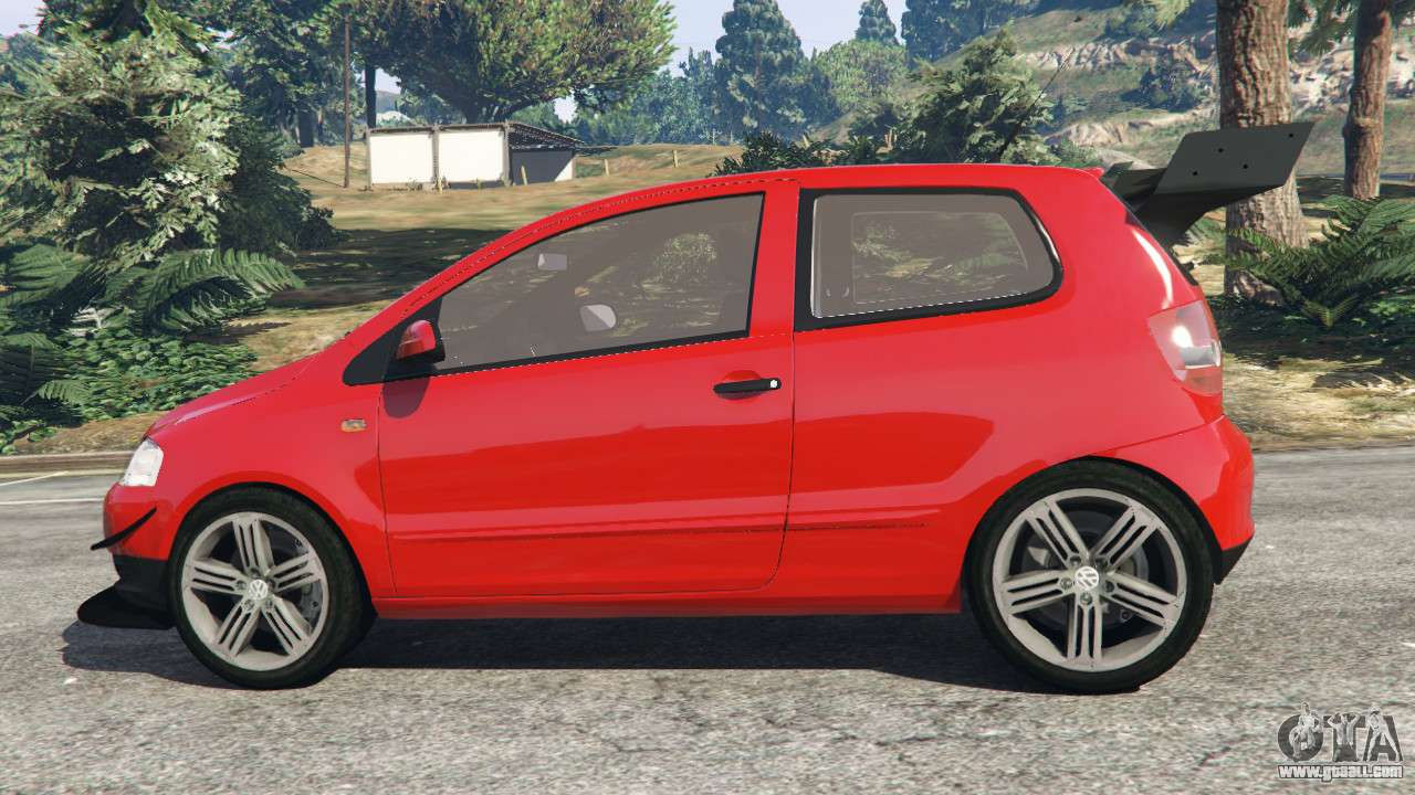 volkswagen fox v1 1 for gta 5. Black Bedroom Furniture Sets. Home Design Ideas