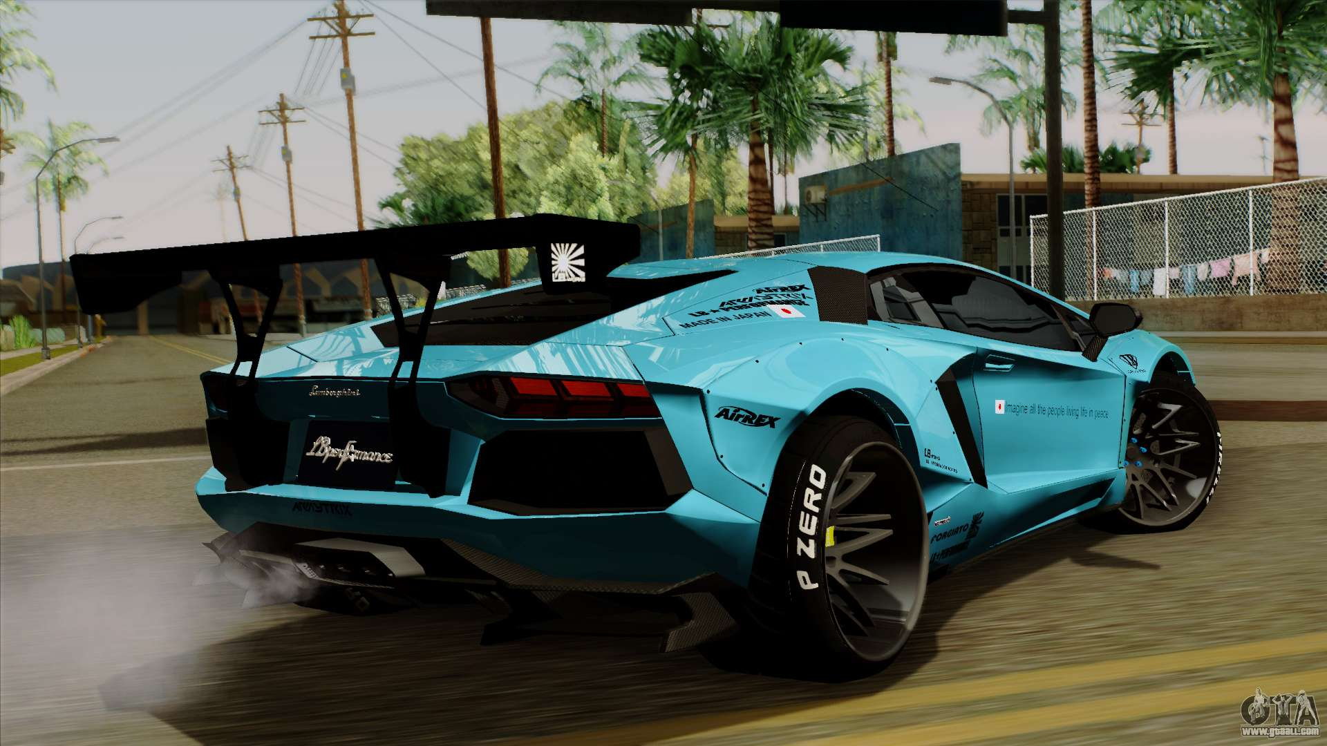 Lamborghini Aventador Lb Performance For Gta San Andreas HD Wallpapers Download free images and photos [musssic.tk]
