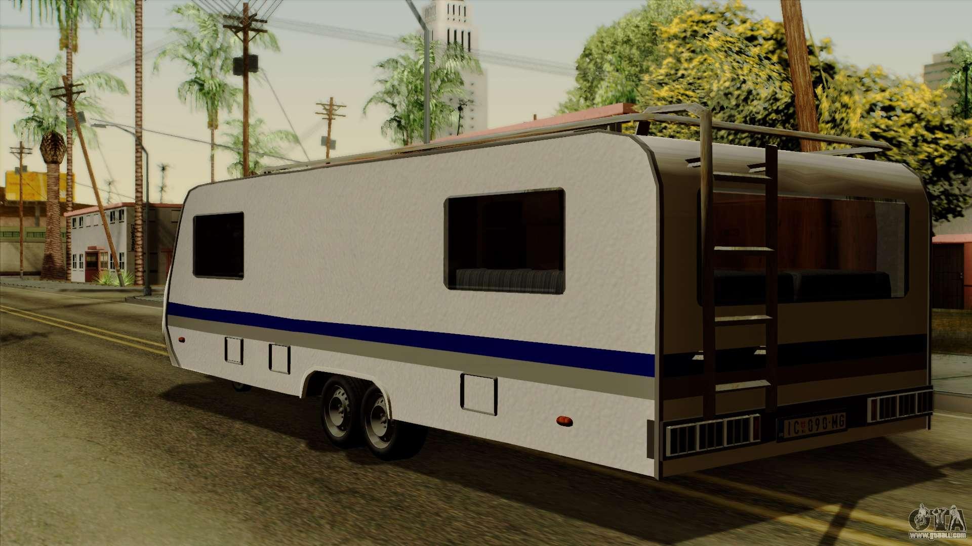 camper trailer for gta san andreas. Black Bedroom Furniture Sets. Home Design Ideas