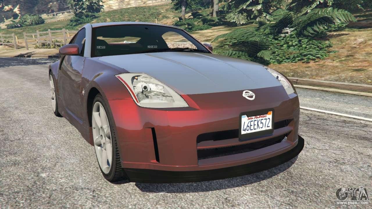 Nissan For Gta