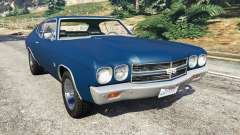 Chevrolet Chevelle SS 1970 v0.1 [Beta] for GTA 5
