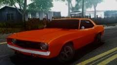 Chevy Camaro 69