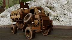 MRAP Buffel from CoD Black Ops 2