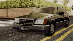 Mercedes-Benz W140 500SE 1992