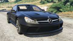 Mercedes-Benz SL 65 AMG Black Series for GTA 5