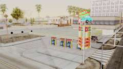LS CJ Gas v2 for GTA San Andreas
