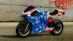 Bati America Motorcycle