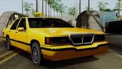 Elegant Taxi for GTA San Andreas