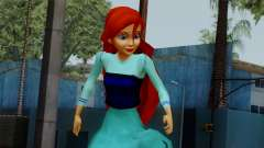 Ariel (Human Version) for GTA San Andreas