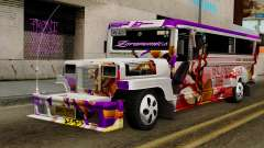 Znranomics - Costum Jeepney (Gabshop)