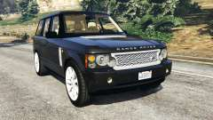 Range Rover Supercharged for GTA 5