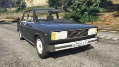 The VAZ-2105