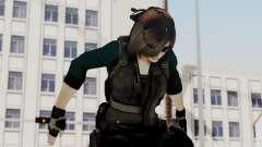 Christy Battle Suit (Resident Evil)