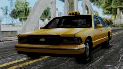 Taxi Casual v1.0 for GTA San Andreas