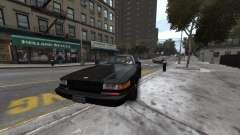Prototype Crown 1997 Civilian for GTA 4