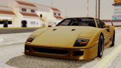 Ferrari F40 1987 HQLM for GTA San Andreas