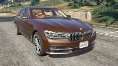 BMW 750Li 2016 v1.1