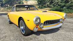 Ferrari 250 GT Berlinetta Lusso 1962 [Beta] for GTA 5