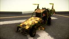 Camo Space Docker for GTA San Andreas