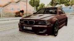BMW M3 E46 2005 Stock