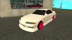 Nissan Skyline R32 Sedan Monster Energy Drift for GTA San Andreas