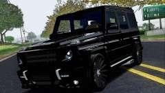Mercedes Benz G65 Black Star Edition