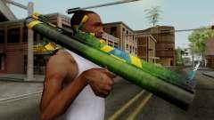 Brasileiro Heatseek v2 for GTA San Andreas