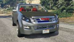 Isuzu D-Max for GTA 5