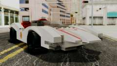Lego Mach 5 for GTA San Andreas