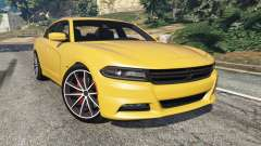 Dodge Charger RT 2015 v1.3 for GTA 5