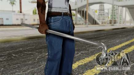 Pipe for GTA San Andreas
