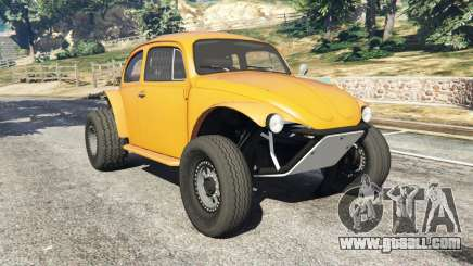 Volkswagen Beetle Baja Bug [Beta] for GTA 5