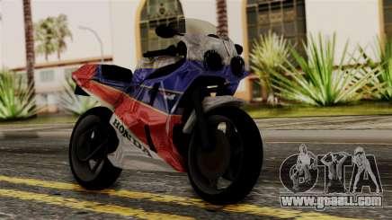 Honda VFR 750R for GTA San Andreas