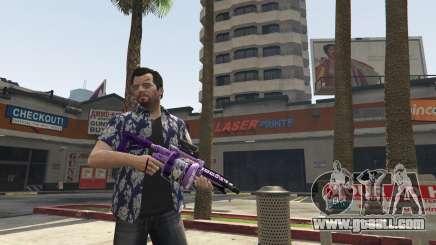 Anime grenade launcher for GTA 5