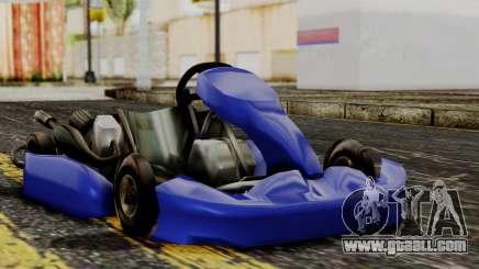 Crash Team Racing Kart for GTA San Andreas