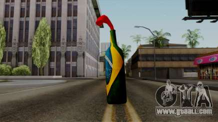 Brasileiro Molotov Cocktail v2 for GTA San Andreas