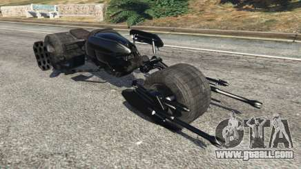 Batpod v1.1 for GTA 5
