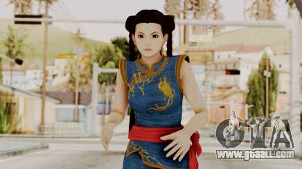 DOA 5 Pai Chan for GTA San Andreas