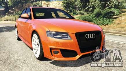 Audi S4 for GTA 5