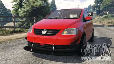 Volkswagen Fox v1.1 for GTA 5