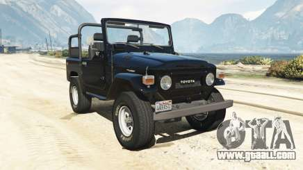 Toyota Land Cruiser (J40) 1978 [Beta 3b] for GTA 5